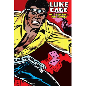 LUKE CAGE, HEROE DE...