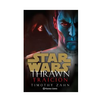 STAR WARS THRAWN TRAICION...