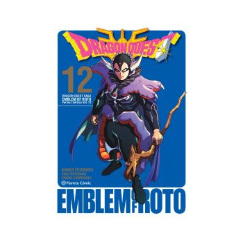DRAGON QUEST EMBLEM OF ROTO 12