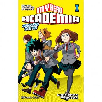MY HERO ACADEMIA NOVELA 01