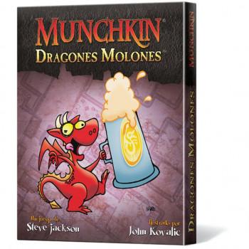MUNCHKIN DRAGONES MOLONES