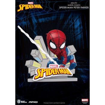 FIGURA SPIDERMAN PETER...