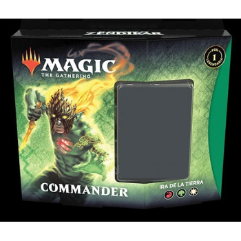 MAGIC - MAZO COMMANDER IRA...