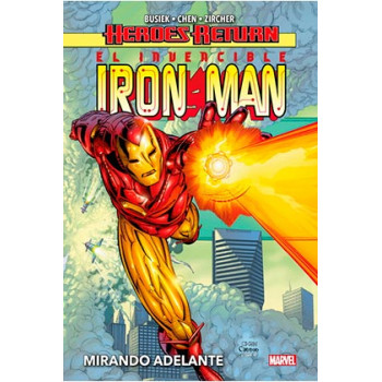 EL INVENCIBLE IRON MAN 01....