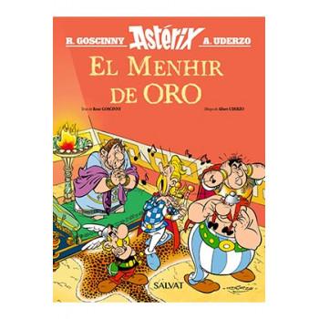 ASTERIX. EL MENHIR DE ORO