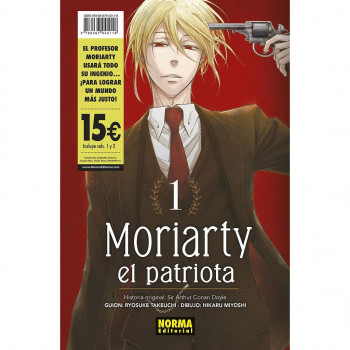 PACK INICIACION MORIARTY EL...