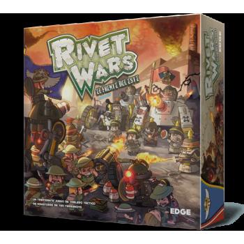RIVET WARS: EL FRENTE DEL...