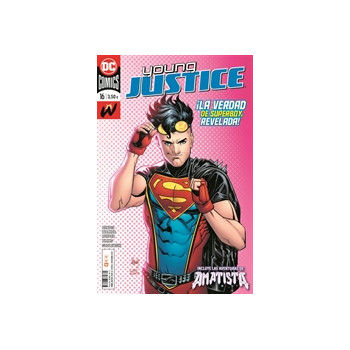 YOUNG JUSTICE 16