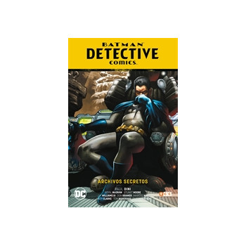BATMAN: DETECTIVE COMICS 01...