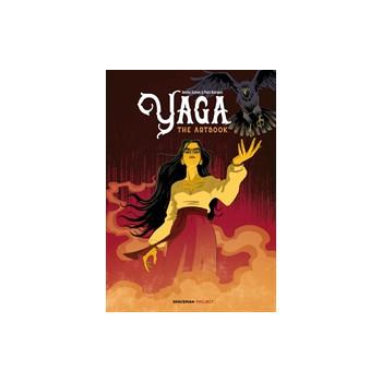 "YAGA ""THE ARTBOOK"""