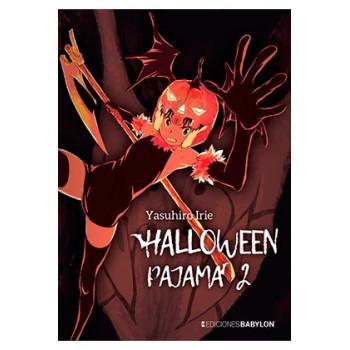 HALLOWEEN PAJAMA 02