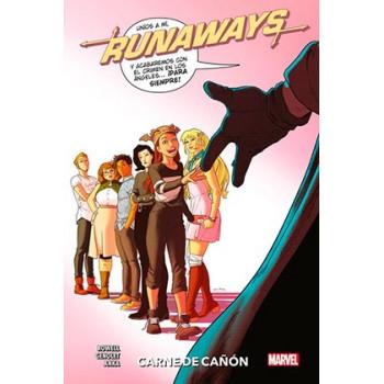 RUNAWAYS 05. CARNE DE CAÑON