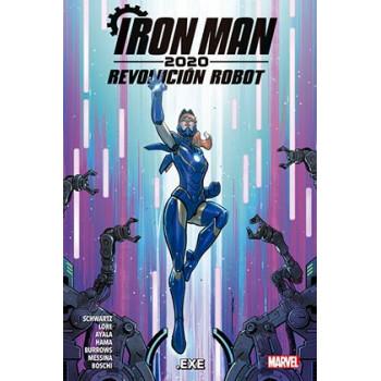 IRON MAN 2020: REVOLUCION...