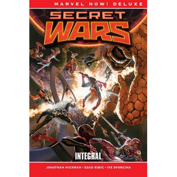 SECRET WARS INTEGRAL...