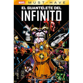 MARVEL MUST-HAVE. EL...