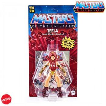 FIGURA TEELA 14 cm. MASTERS...