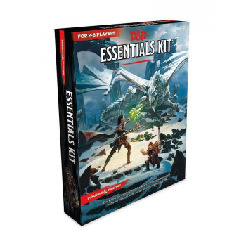 ESSENTIALS KIT - DUNGEONS &...