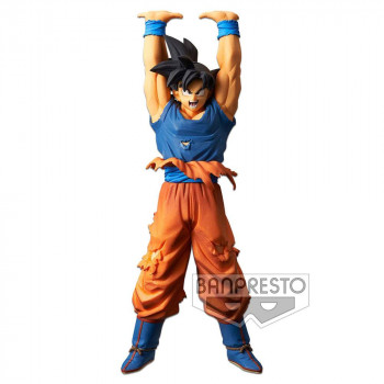 ESTATUA SON GOKU GIVE ME...