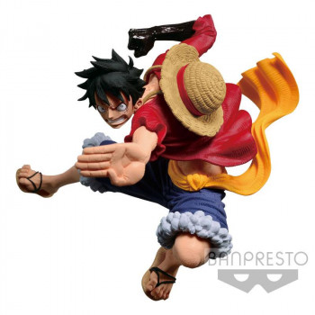 ESTATUA MONKEY D. LUFFY...
