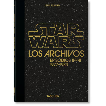 LOS ARCHIVOS DE STAR WARS...