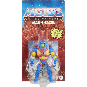 FIGURA MAN-E-FACES 14 cm....