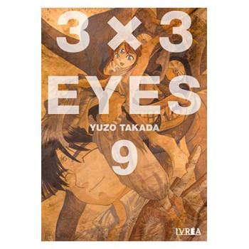 3 X 3 EYES 09