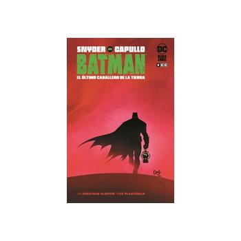 BATMAN: EL ULTIMO CABALLERO...