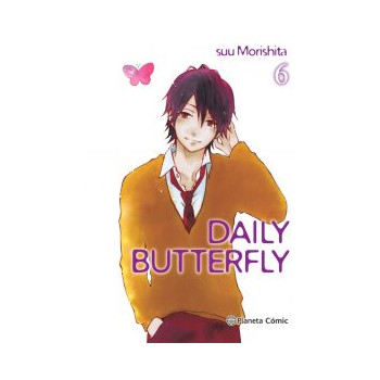 DAILY BUTTERFLY 06
