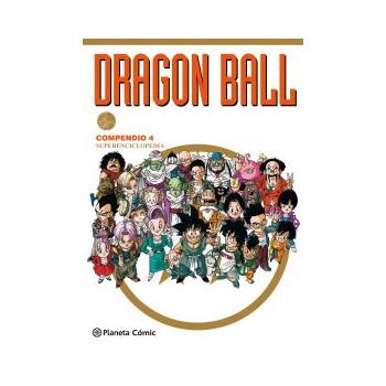 DRAGON BALL COMPENDIO 04...