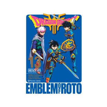 DRAGON QUEST EMBLEM OF ROTO 13