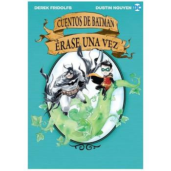 CUENTOS DE BATMAN: ERASE...