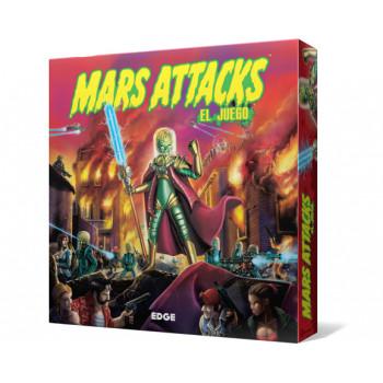 MARS ATTACKS: EL JUEGO...