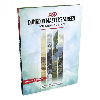 DUNGEON MASTER'S SCREEN...