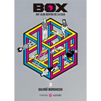 BOX HAY ALGO DENTRO DE LA...