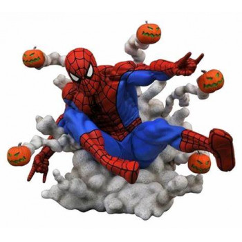 ESTATUA SPIDER-MAN PUMPKIN...