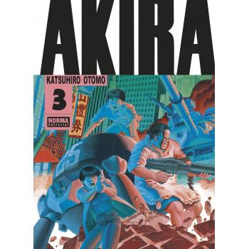 AKIRA 03 EDICION ORIGINAL