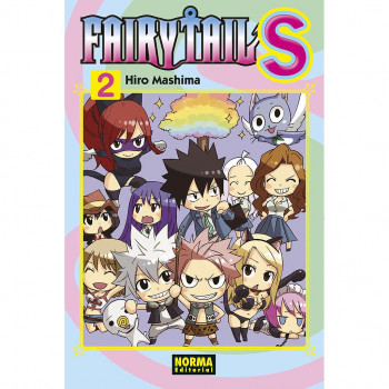 FAIRY TAILS 02
