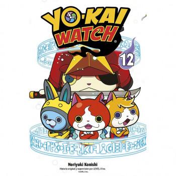 YO KAI WATCH 12