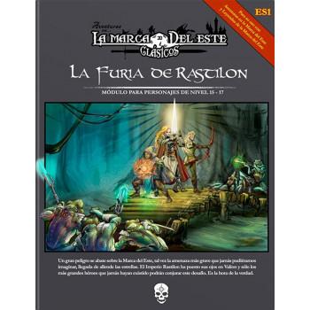 LA FURIA DE RASTILON -...
