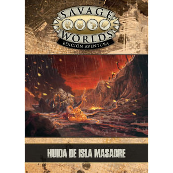 HUIDA DE ISLA MASACRE -...