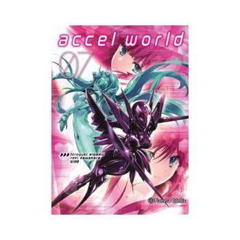 ACCEL WORLD 07