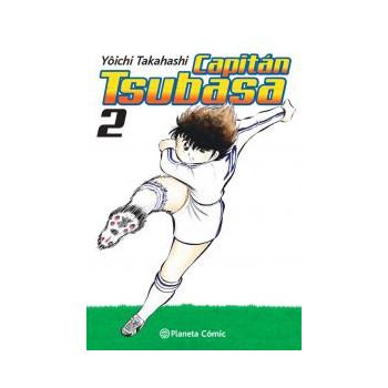 CAPITÁN TSUBASA 02