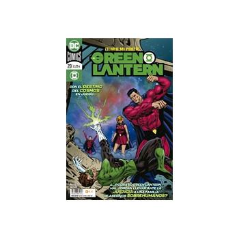 EL GREEN LANTERN 102/ 20