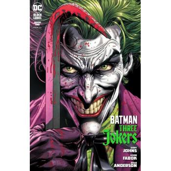 BATMAN: TRES JOKERS 01