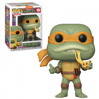 FUNKO POP! 18 MICHELANGELO....