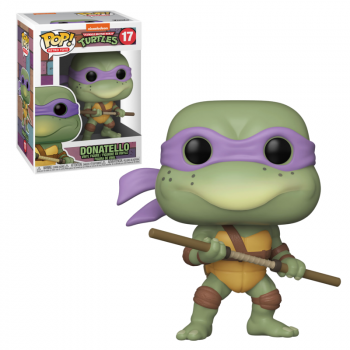 FUNKO POP! 17 DONATELLO....