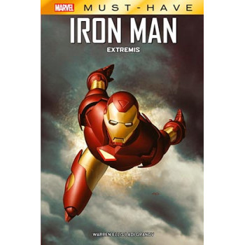 MARVEL MUST-HAVE. IRON MAN:...