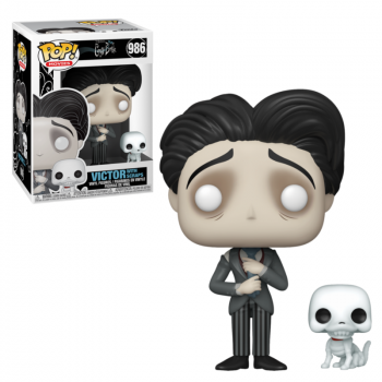 FUNKO POP! 986 VICTOR WITH...