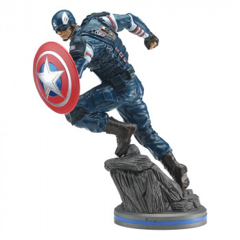 ESTATUA CAPTAIN AMERICA...
