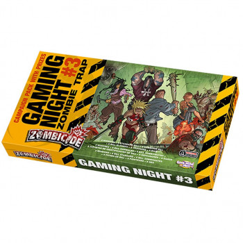 ZOMBICIDE: GAMING NIGHT 3 -...